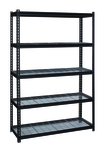 More about the '2300 lb. Riveted Shelving With Wire Decking' product